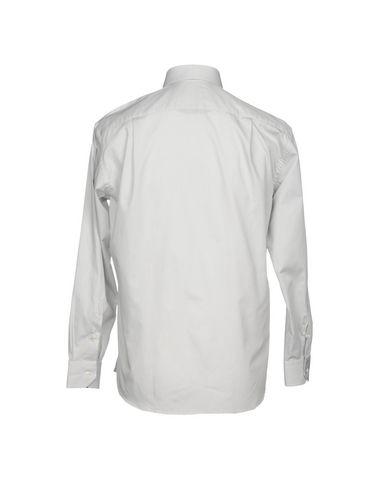 ROCCOBAROCCO Einfarbiges Hemd Rabatt Mit Paypal Steckdose Freies Verschiffen Authentische Kqjuu
