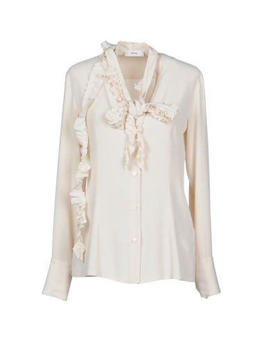 MAURO GRIFONI Camisas y blusas con lazo