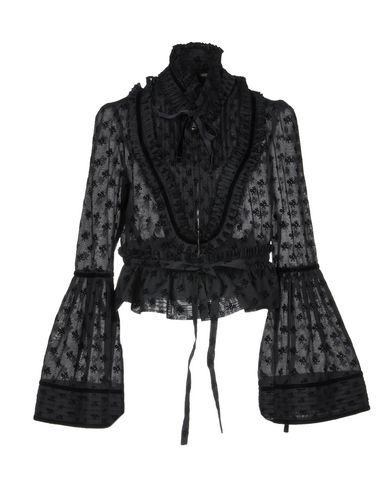 uttak billigste pris klaring 100% opprinnelige Dsquared2 Skjorter Y Glatte Bluser ny stil klaring priser salg valg i9UkApoOZ