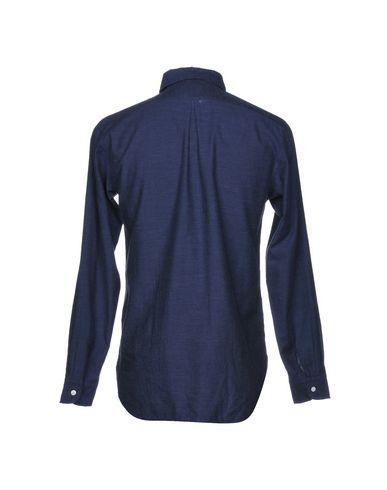 Kent & Curwen Camisa Lisa 2014 unisex salg nettsteder klaring geniue forhandler m0ffarMh