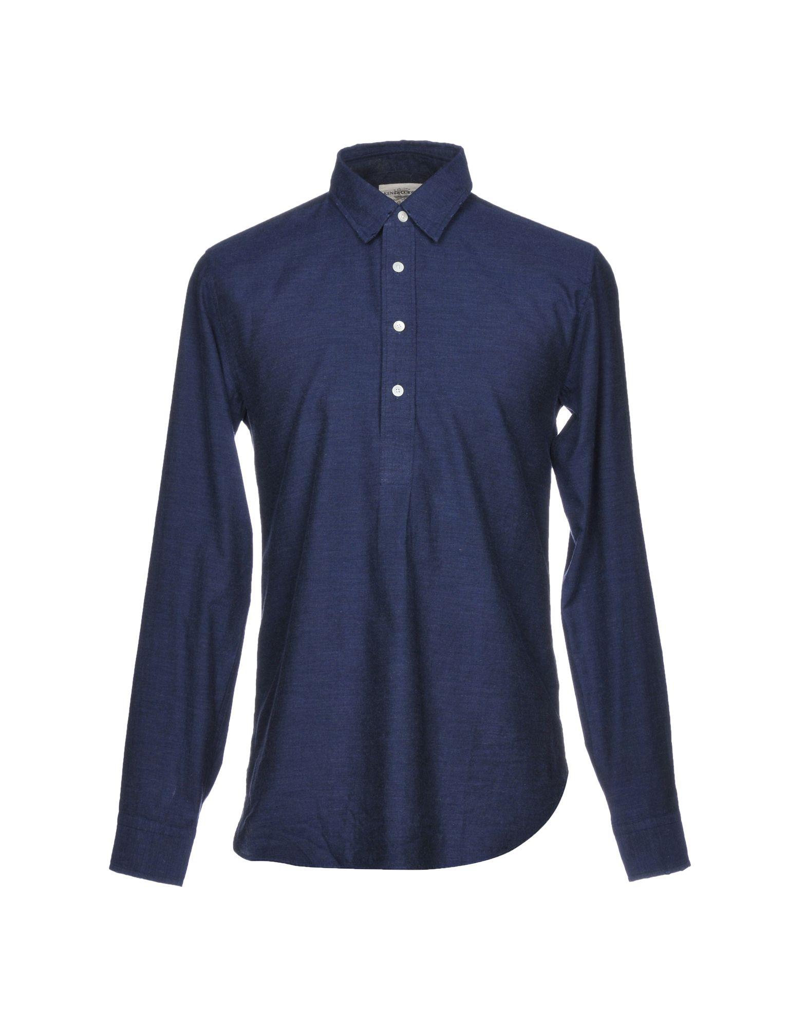 Camicia Tinta Unita Kent & & Kent Curwen Uomo - 38739348BF 3c0530