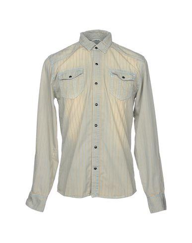 Speider Denim Shirt gratis frakt opprinnelige plukke en beste utløp klaring NZ06B