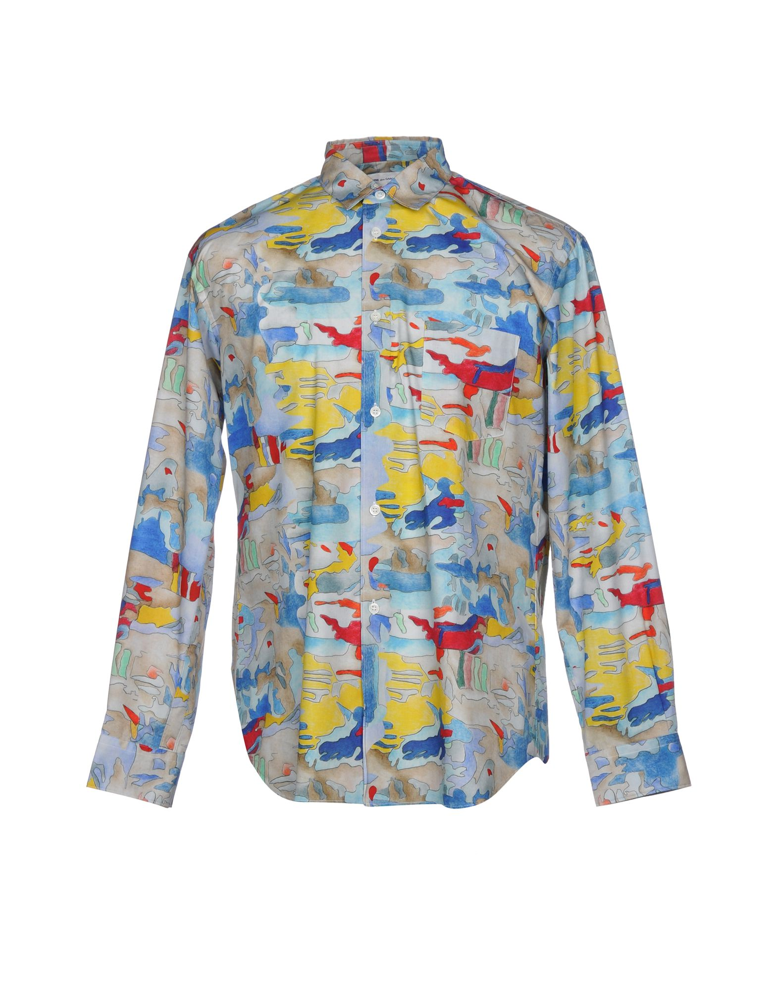 Camicia Fantasia Comme Des 38739467FO Gar ons Shirt Uomo - 38739467FO Des ca91fb
