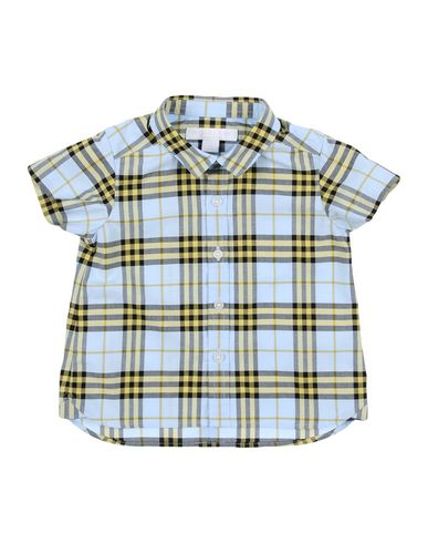 2bd682378 Burberry Patterned Shirt Boy 0-24 months online on YOOX United States