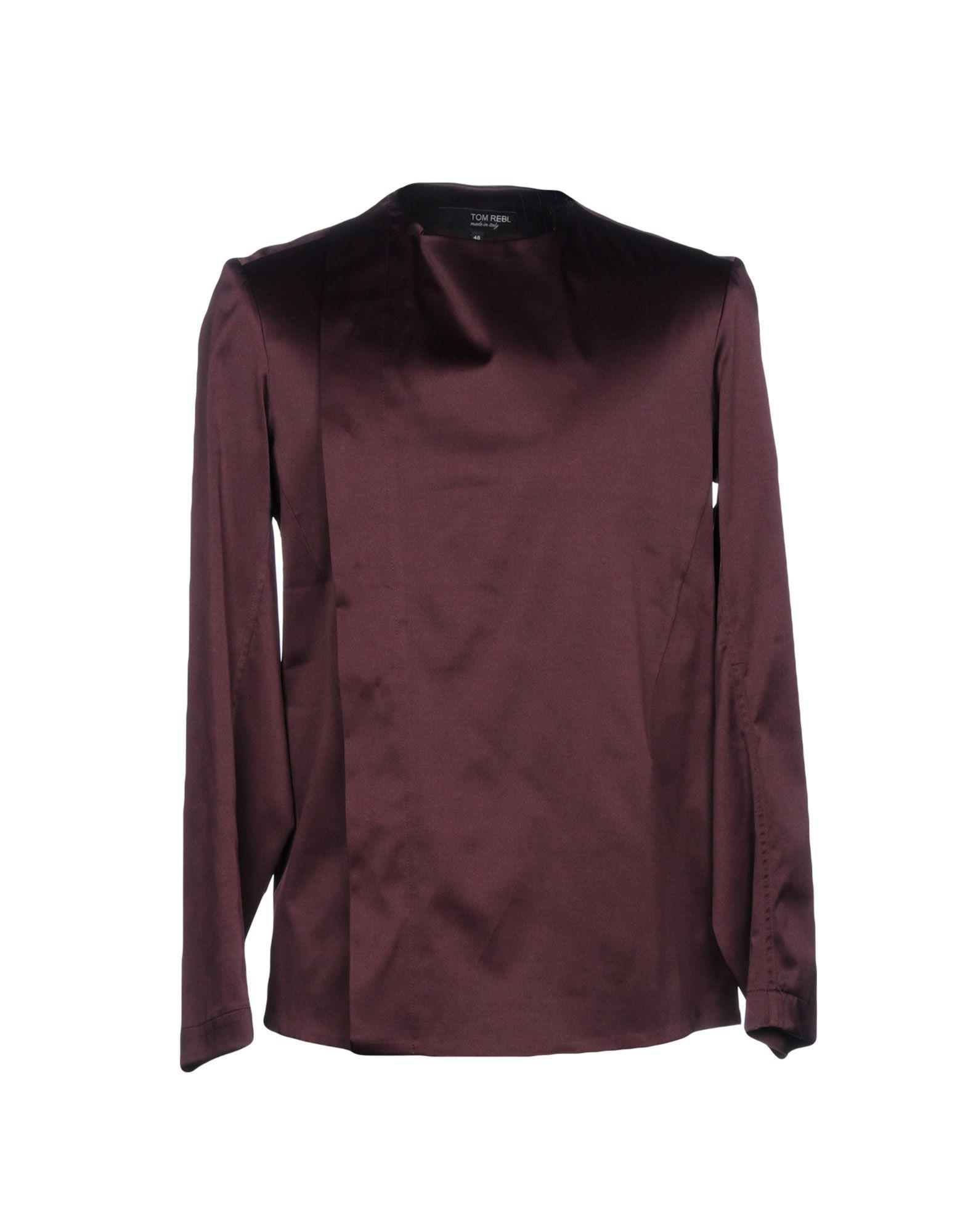 Camicia Tinta Unita Uomo Tom Rebl Uomo Unita - 38739843KC 488fe2