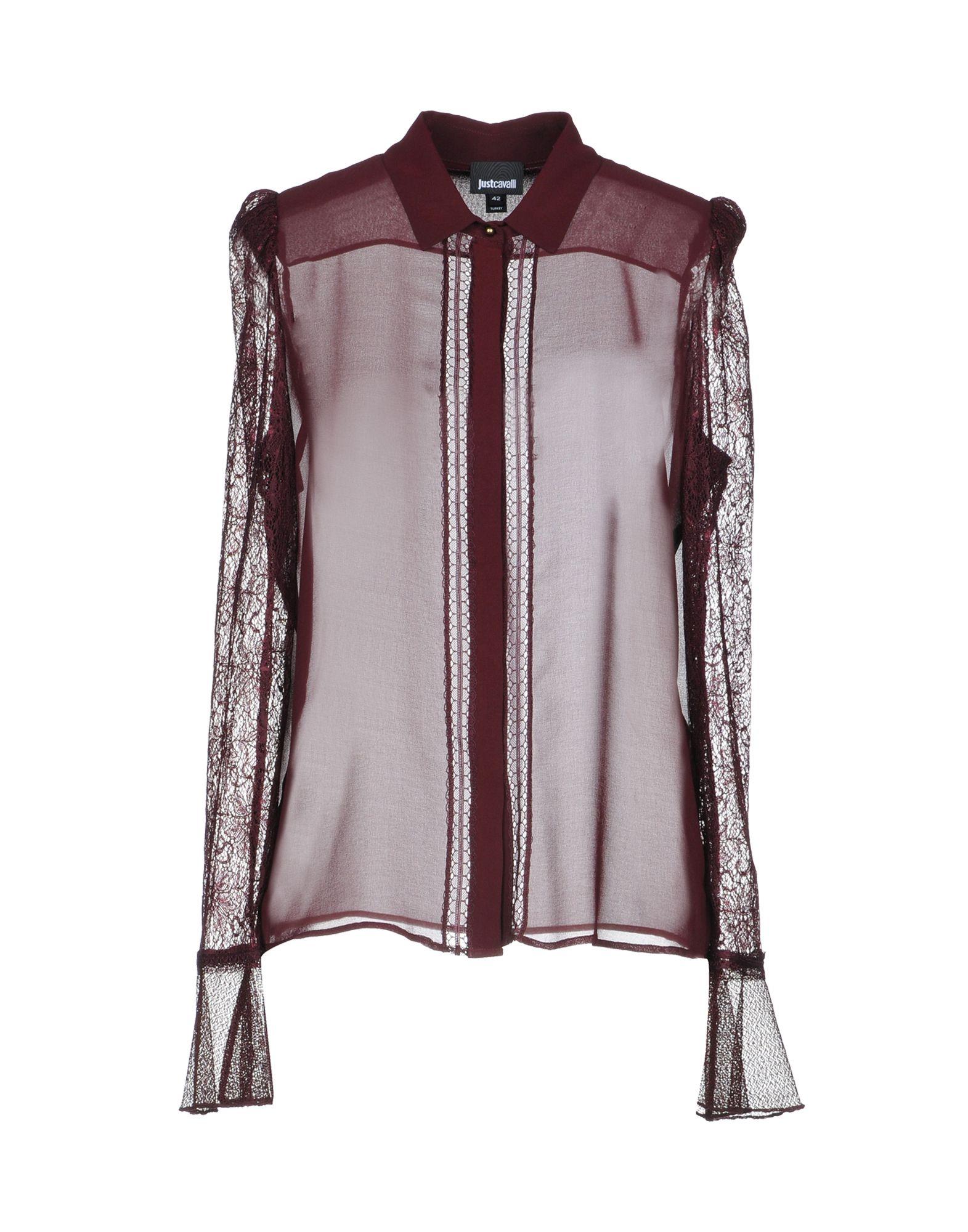Camicie E Bluse In Pizzo Just Cavalli Donna - Acquista online su 9JnA56h