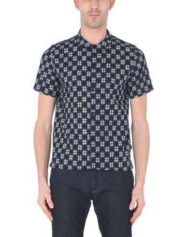 Schnelle Lieferung Zu Verkaufen FOLK GABE SHIRT Hemd mit Muster Billig Verkaufen Viele Arten Von nTMeLR4