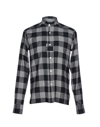 ELEVENTY Camisa de cuadros