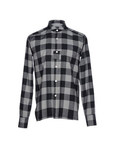 Eleventy Rutete Skjorte klaring mote stil salg gratis frakt rabatt for billig engros-pris billig pris klassiker fevPXJZLqe