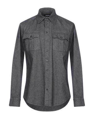 Dsquared2 Vanlig Skjorte nettsteder på nettet GnQ3X7