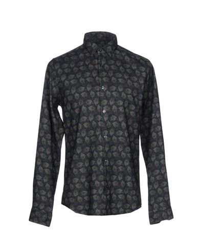 OLIVIER STRELLI Hemd mit Muster