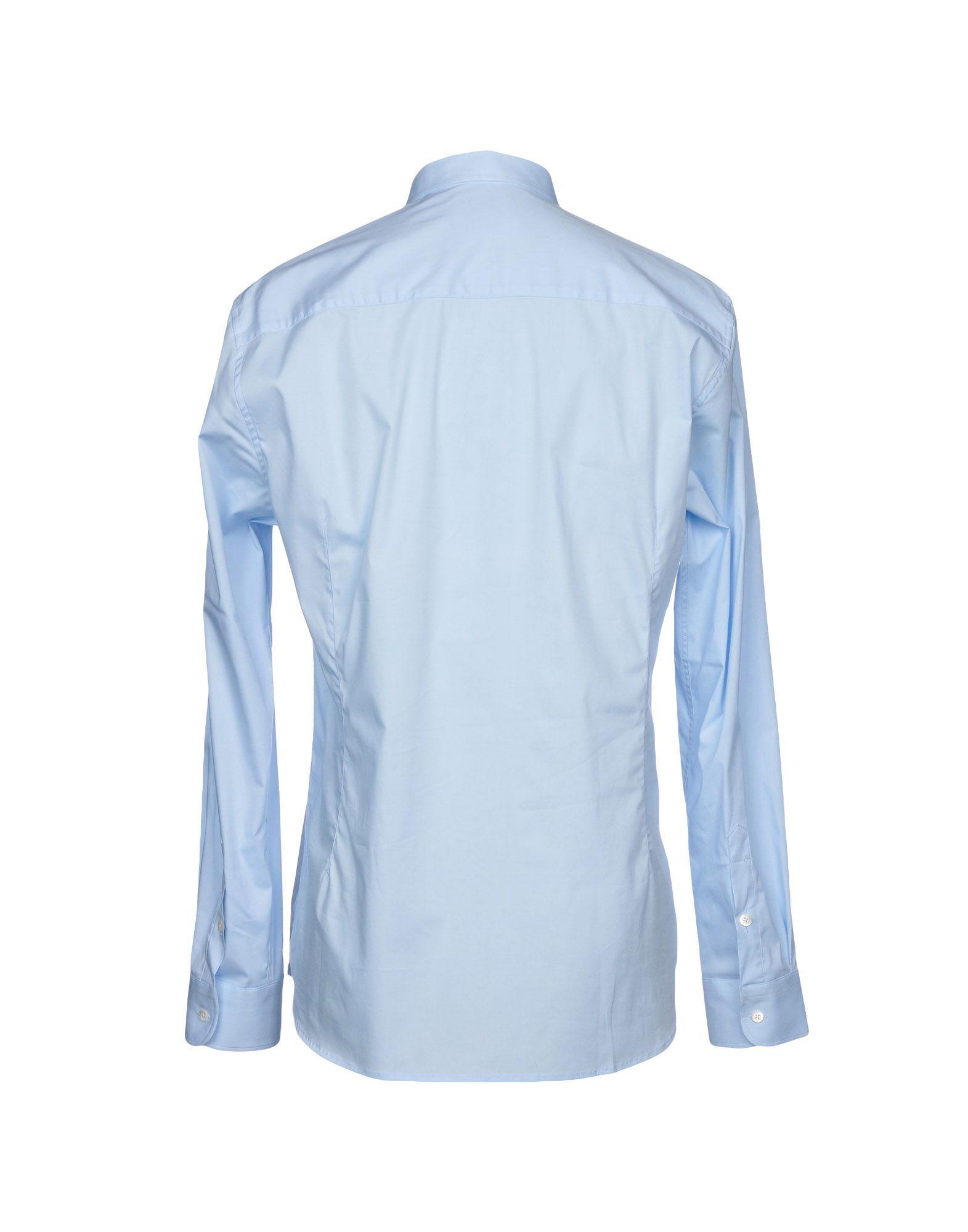 Camicia Tinta Tinta Camicia Unita Paul & Joe Uomo - 38740320XS 1238d5