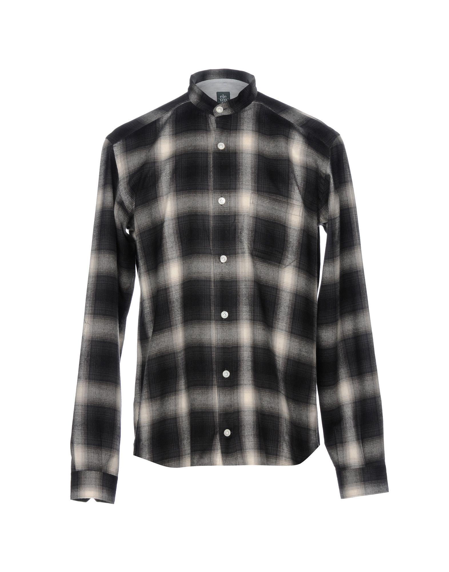 Camicia A Quadri Eleventy Donna - Acquista online su