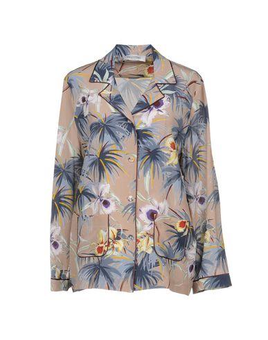 VALENTINO Hemden und Blusen aus Seide Verkaufsangebote Extrem Online Größter Anbieter Billig Online Preiswertes Verkaufs-Countdown-Paket IyagbJTiz