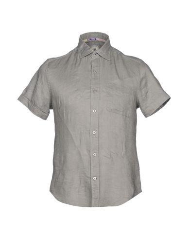 GANESH Einfarbiges Hemd