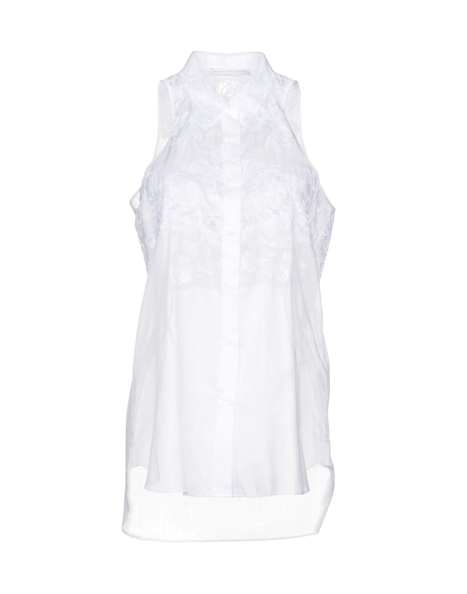 Camicie E Bluse In Pizzo Ermanno Scervino Donna - Acquista online su c4OhL