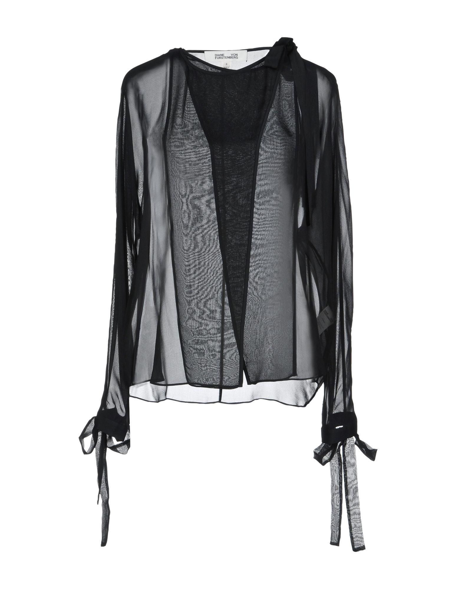 Camicie E Bluse In Seta Diane Von Furstenberg Donna - Acquista online su N29Mx
