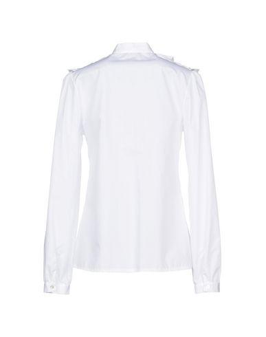 VIRNA DRÒ® Camisas y blusas lisas