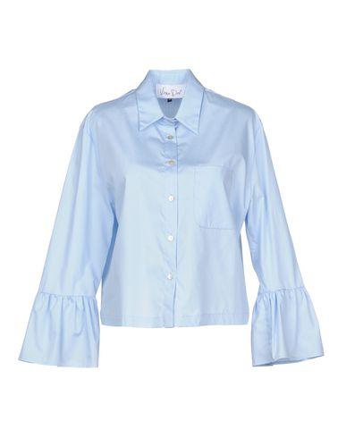 klaring real Virna Drò® Skjorter Og Bluser Glatt footaction 13GHy6d