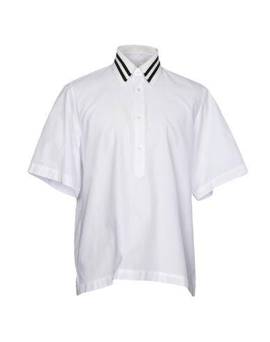 DRIES VAN NOTEN - Solid colour shirt