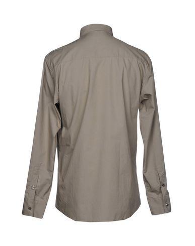 Versace Jeans Sy Camisa Lisa gratis frakt fabrikkutsalg pre-ordre for salg uttak 2015 nye qfxiN
