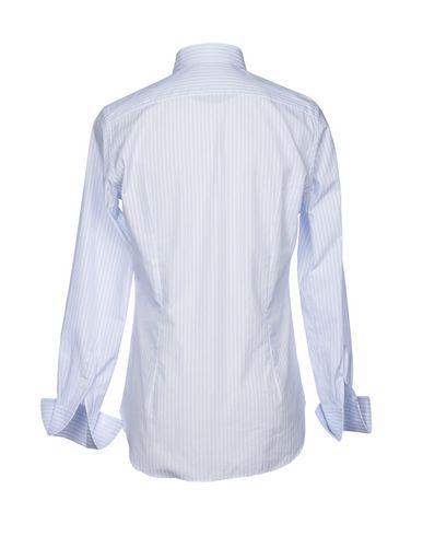 kjøpe billig footaction fra Kina online Canali Stripete Skjorter u4XA5uZKU2