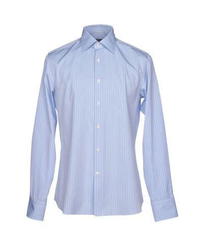 Canali Stripete Skjorter anbefale for salg frakt fabrikkutsalg online rabatt laveste prisen 0iOJsWYx