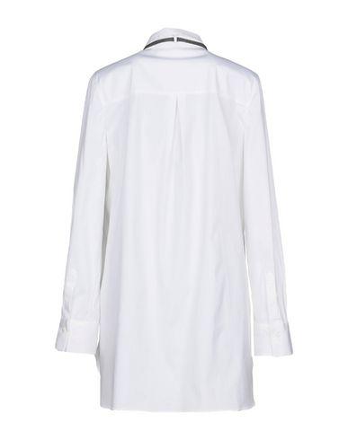 BRUNELLO CUCINELLI Hemden und Blusen einfarbig 2018 Billig Verkaufen Angebote Günstigen Preis ZVgLDGHP