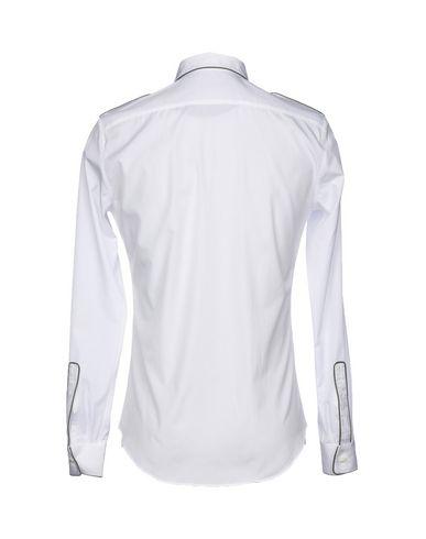 VALENTINO Einfarbiges Hemd