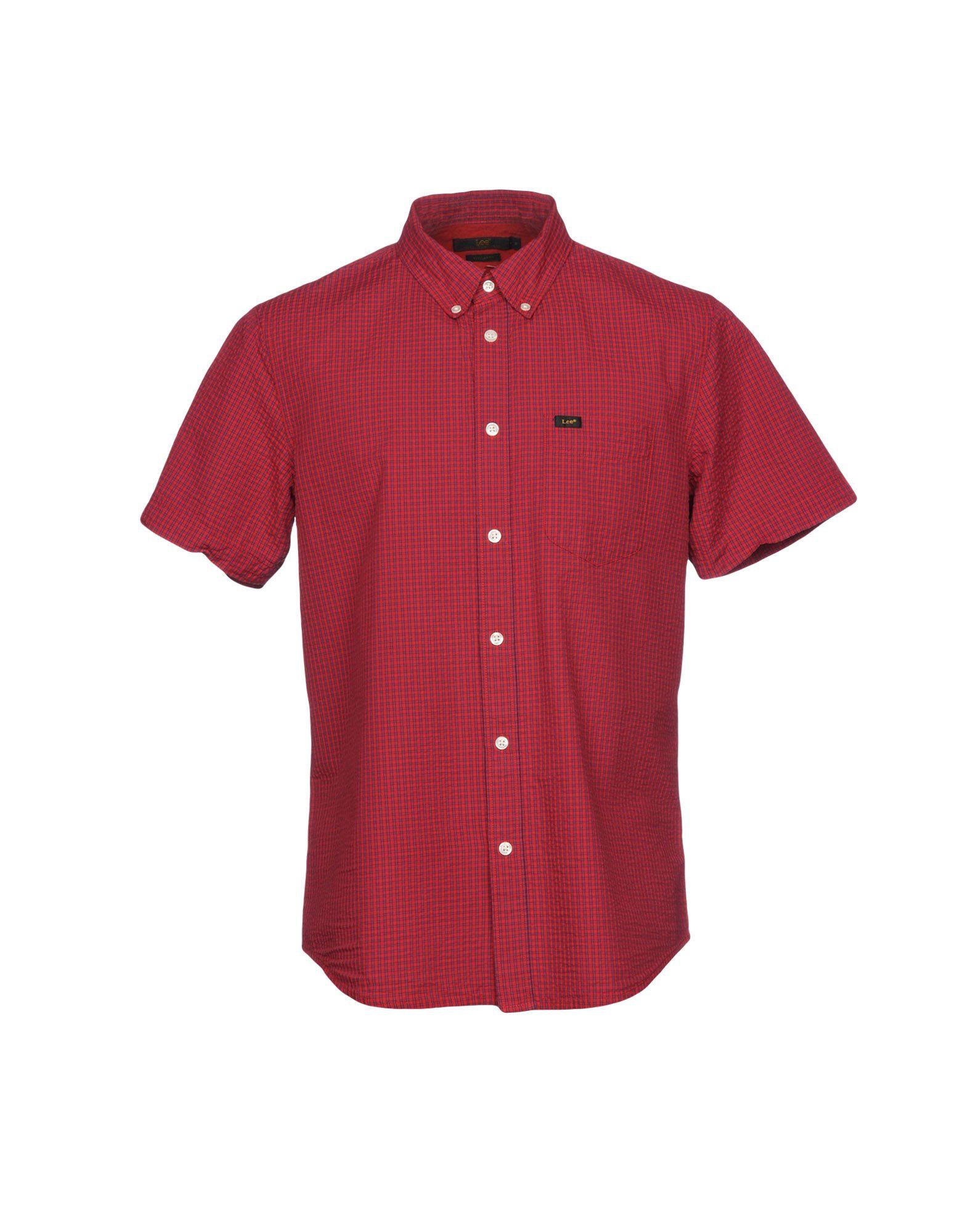 Camicia A Quadri Lee Uomo 38741142PR - 38741142PR Uomo 3fa6bb
