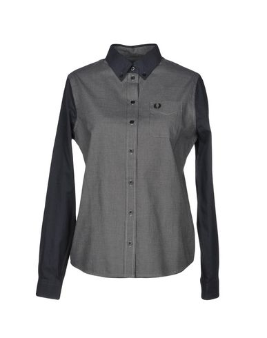 FRED PERRY Camisas y blusas estampadas