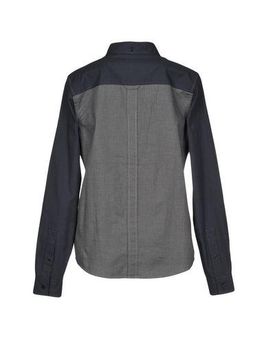 FRED PERRY Hemden und Blusen mit Muster