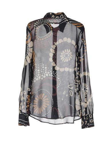 MALÌPARMI Camisas y blusas de flores