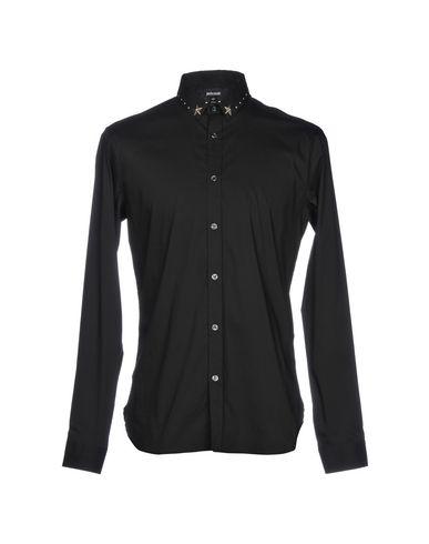 Spielraum Kosten JUST CAVALLI Einfarbiges Hemd Billig Vermarktbare Rabatte Verkauf Online yzSwqG3iR9