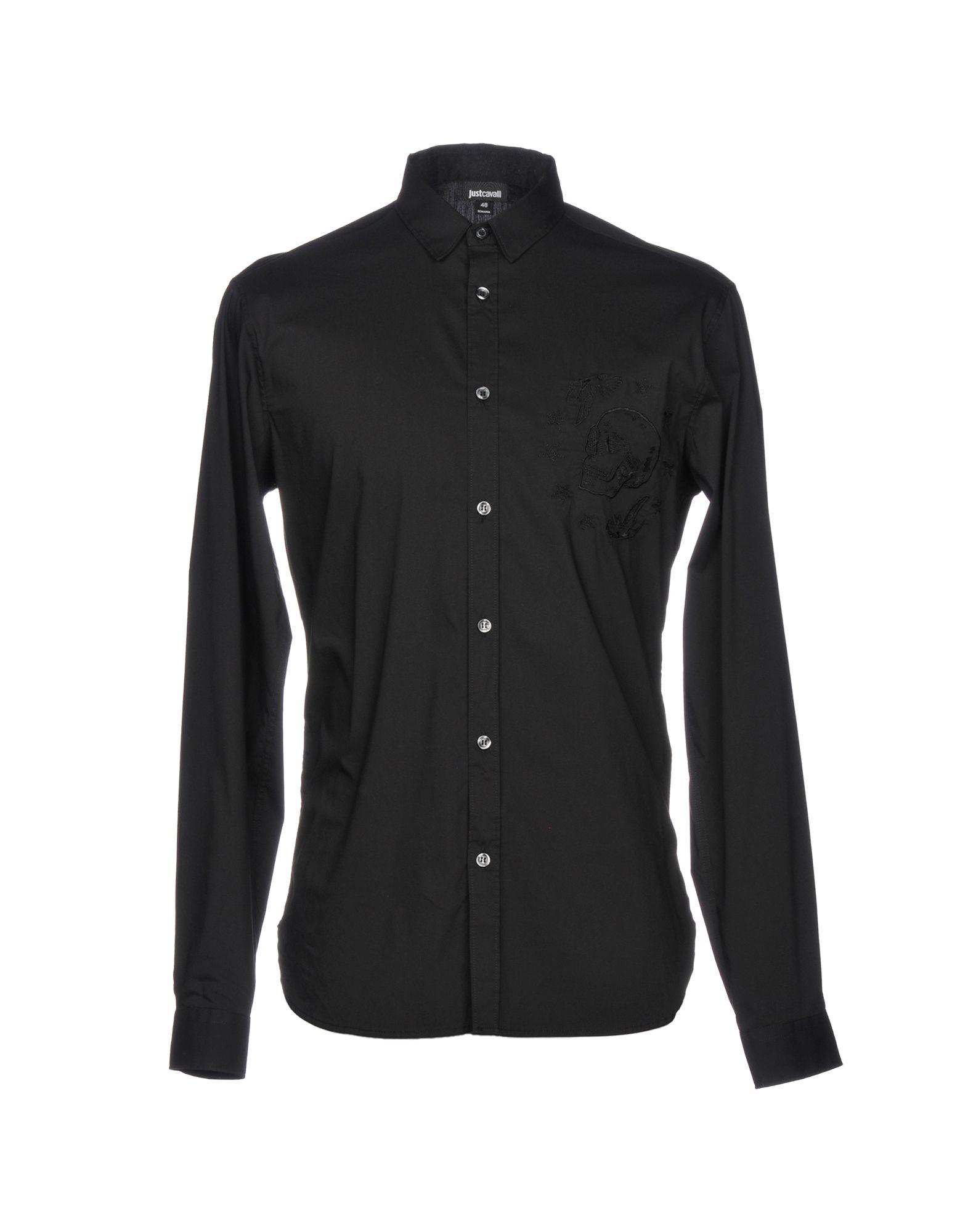 Camicia Tinta Unita Just Cavalli Donna - Acquista online su