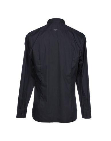 Footaction günstig online GIAMPAOLO Einfarbiges Hemd Billig Verkauf Preiswert Kaufen Sie billige Klassiker Kostenloser Versand Billig Real Billig Verkauf Hohe Qualität c6KYe