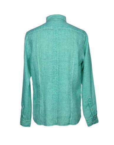 PLOUMANACH Einfarbiges Hemd