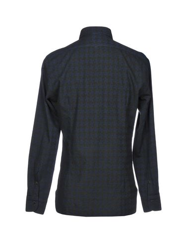 BARBA Napoli Camisa estampada