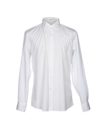 HIMONS Einfarbiges Hemd