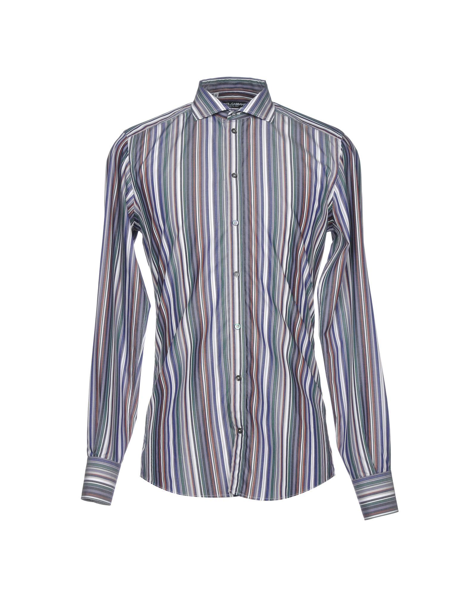 Camicia A Righe Dolce & Gabbana Donna - Acquista online su