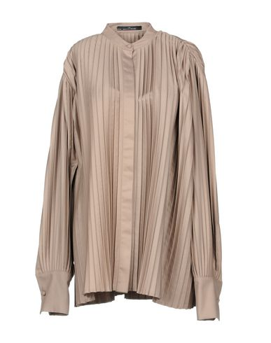 ROKH Hemden und Blusen einfarbig