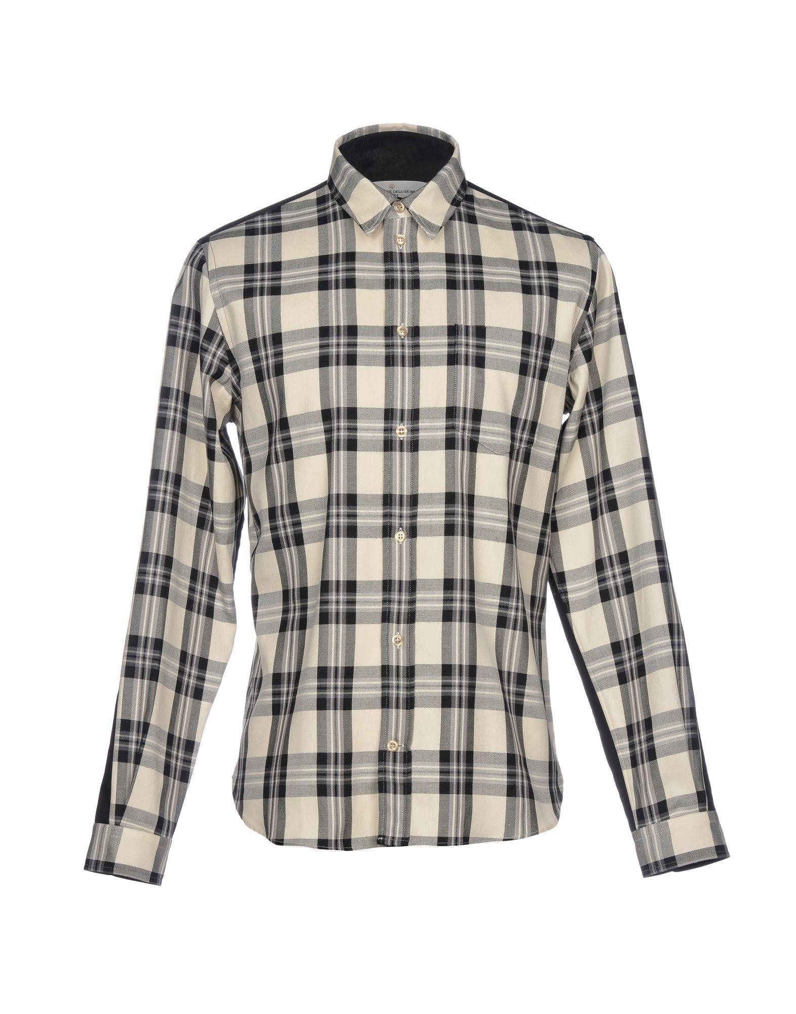 Camicia A Quadri Golden Goose Deluxe Brand Donna - Acquista online su