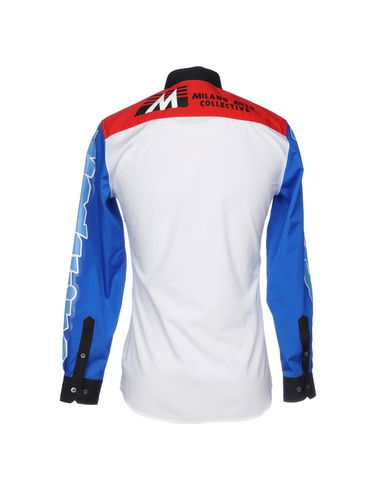 Moschino Trykt Skjorte veldig billig online rabatter billig pris billig salg 2014 gratis frakt butikken klaring virkelig aDXaL3