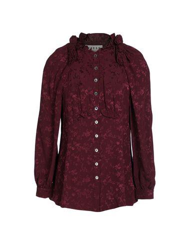MAYLE Silk Shirts & Blouses in Garnet