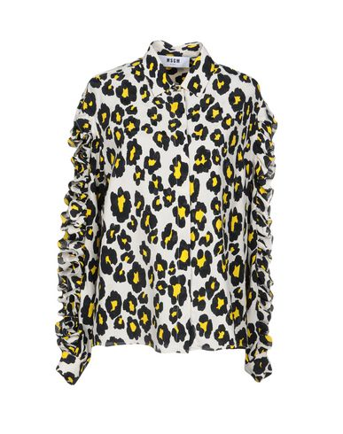 MSGM Hemden und Blusen mit Muster