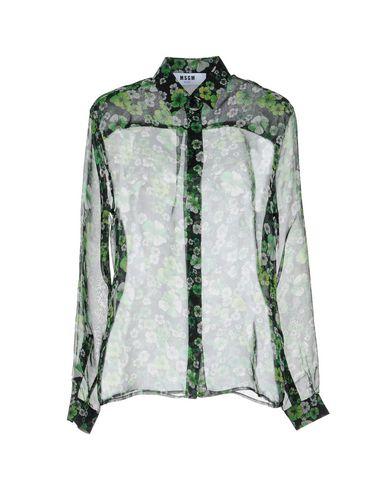 Camicie E Bluse A Fiori Msgm Donna - Acquista online su YOOX ... 5cd43ba04ca