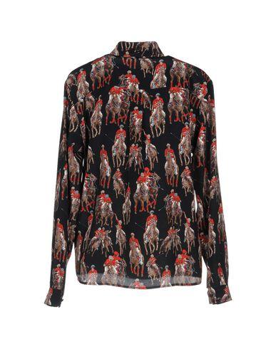 MSGM Camisas y blusas de seda