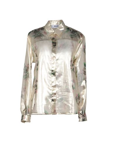 MSGM Camisas y blusas de flores