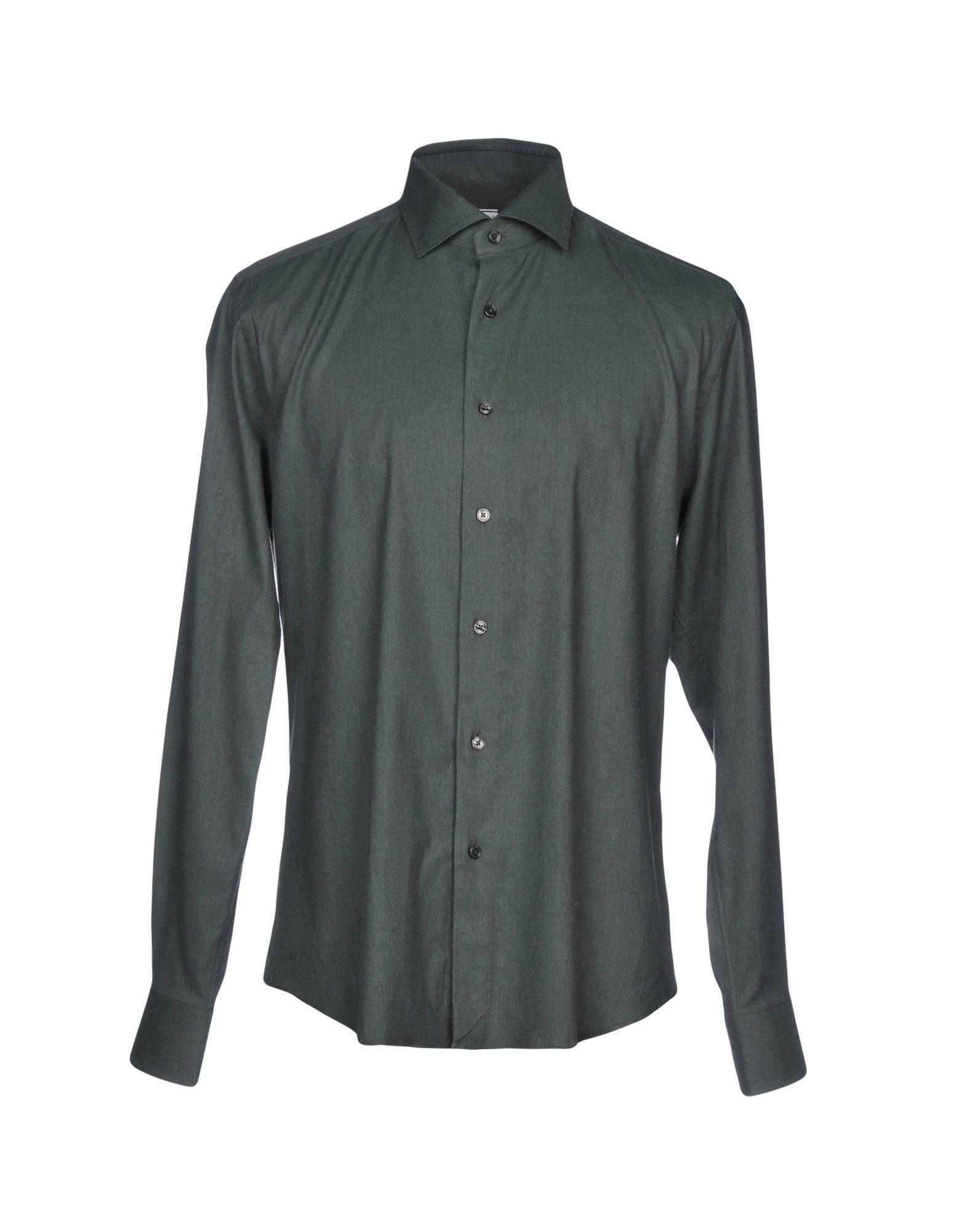 Camicia Tinta Unita Xacus Uomo - 38742218UR 38742218UR 38742218UR 5949d5