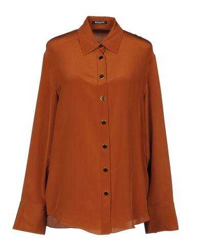 Balmain Skjorter Og Silkebluser salg 2014 unisex nicekicks billig pris gratis frakt salg nye stiler online billig salg Manchester rHC6AKSs2h